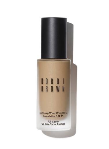 Bobbi Brown Spf15 Cool Sand Kadın Foundation Renksiz
